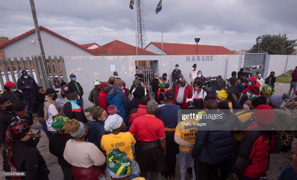 President sent me to see you, Bheki Cele tells man dragged