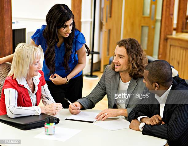group of people at business meeting - free business coaching stock pictures, royalty-free photos & images