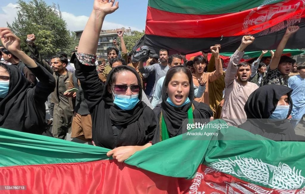 Afghanistan Independence Day rally in Kabul : News Photo