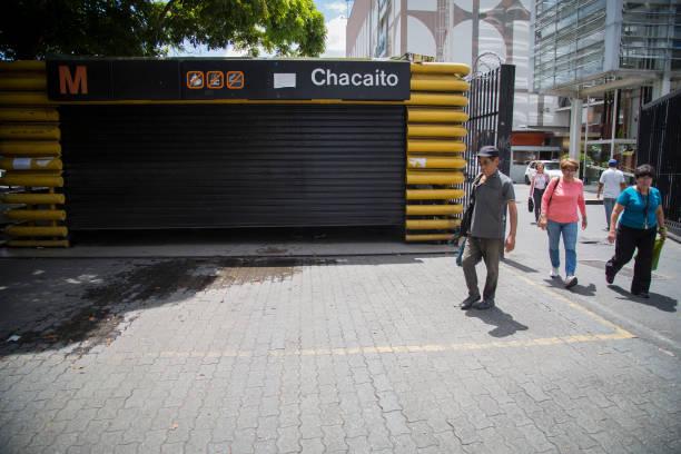 VEN: New Blackout In Venezuela