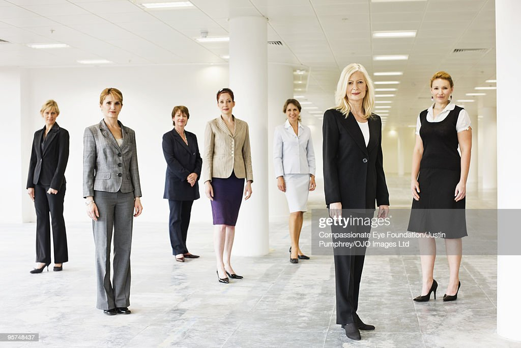 A group of professional women : Stock Photo