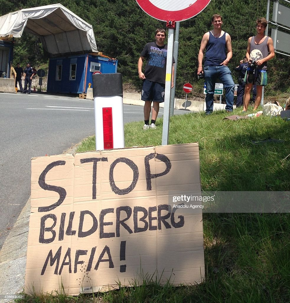 63rd Bilderberg conference in Austria : News Photo