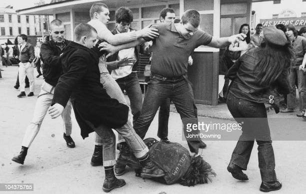 Skinhead Stock Photos And Pictures