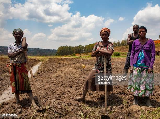 Group of Smallholders Rwanda