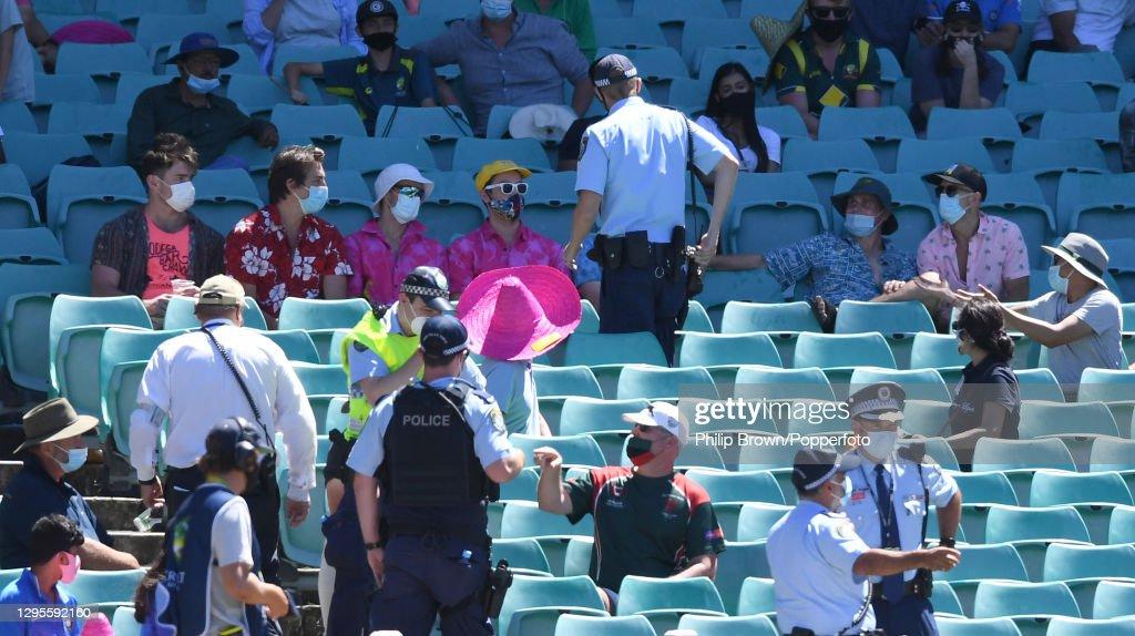 Australia v India: 3rd Test: Day 4 : News Photo