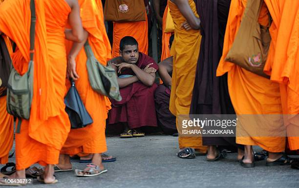 75 Pro Government Sri Lankan Buddhist Photos And Premium High Res Pictures Getty Images