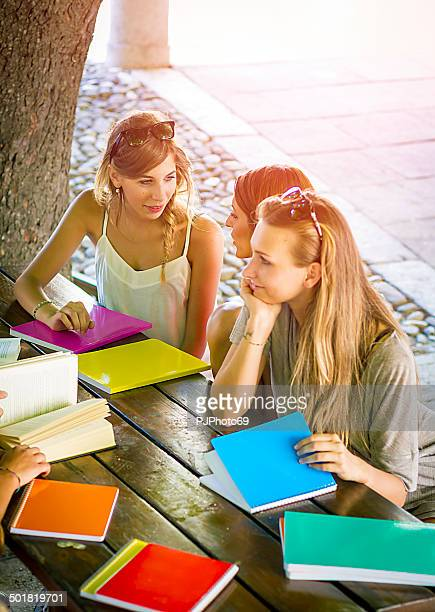 group of students at work - pjphoto69 stock pictures, royalty-free photos & images
