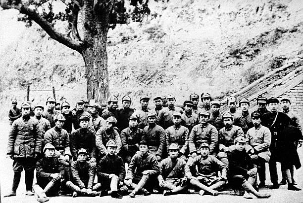 80 Years Since The Long March In China Photos and Images ...