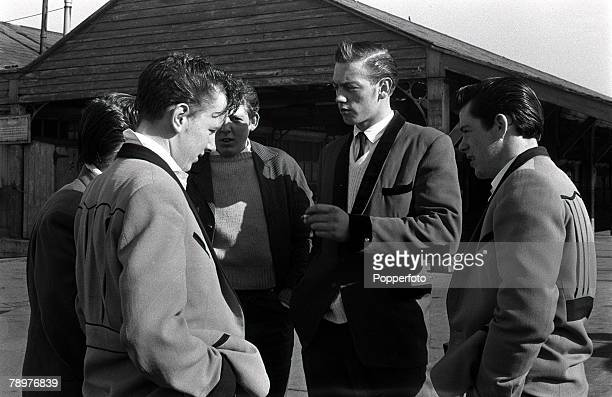 Teddy Boy Stock Photos And Pictures