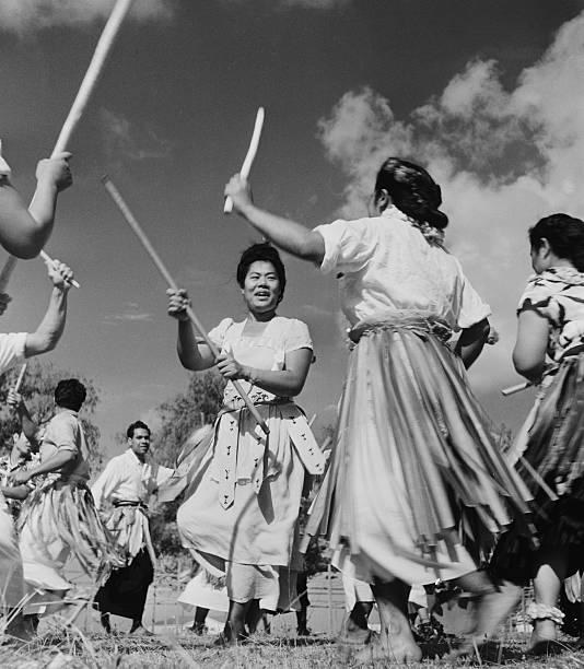 Tongan Dancers