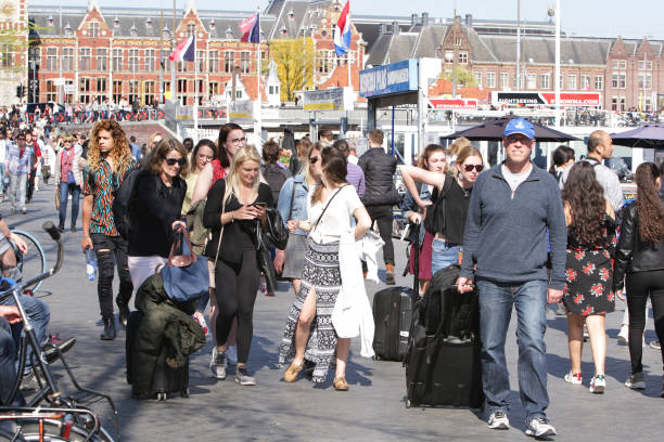 NLD: One Million Tourists Expected For Easter Weekend In Netherland
