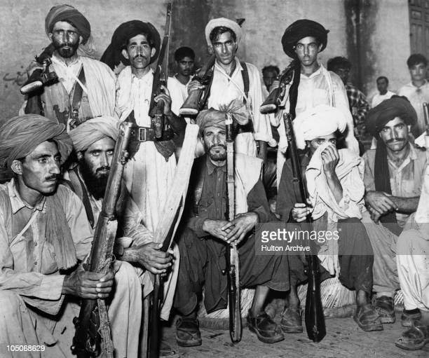 A group of tribesmen from Waziristan who have taken up arms to fight Indian forces in the IndoPakistani War of 1965 The conflict centres on the...