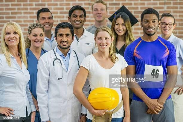 専門家の多様なグループ