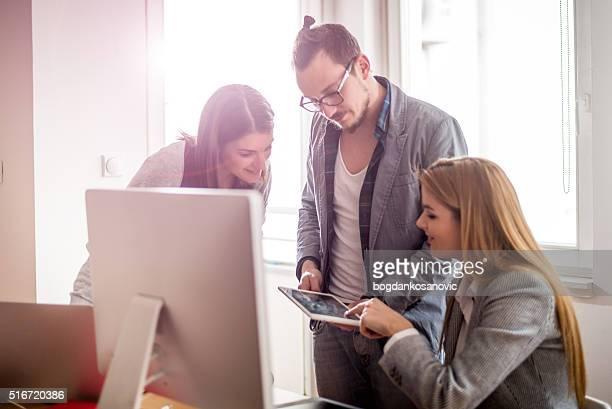 Groupe de Web du Promoteur