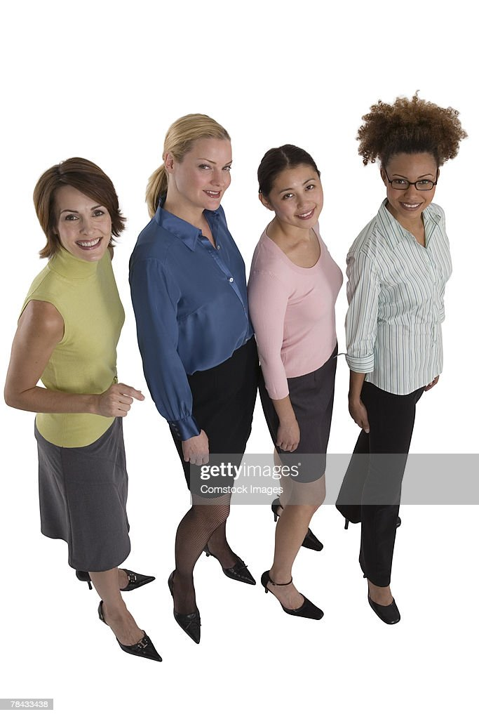 Group of women : Stockfoto