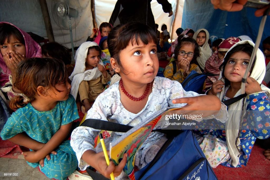 PAK: Swat Valley Refugees : News Photo