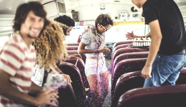 bucks party bus hire sydney