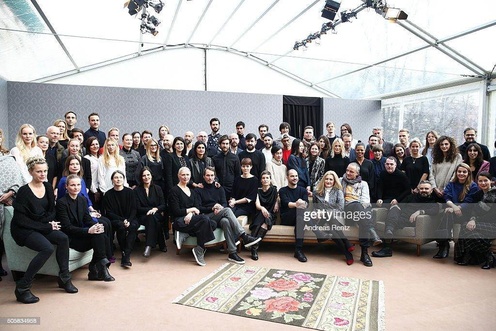 'Der Berliner Mode Salon' Group Presentation