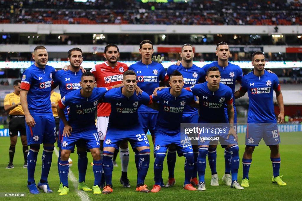 Cruz Azul v Monterrey - Playoffs Torneo Apertura 2018 Liga MX : News Photo