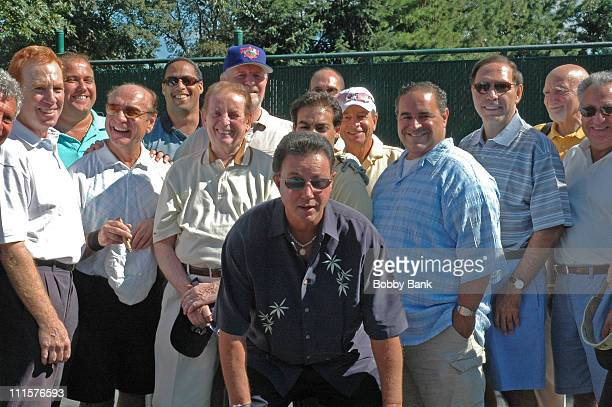 Group Photo with Kenny KramerDavid WeissAlan KalterDick CapriDon McPhersonTerry CashmanTerry Cashman Joe Gannascoli Dominic Chianese and more