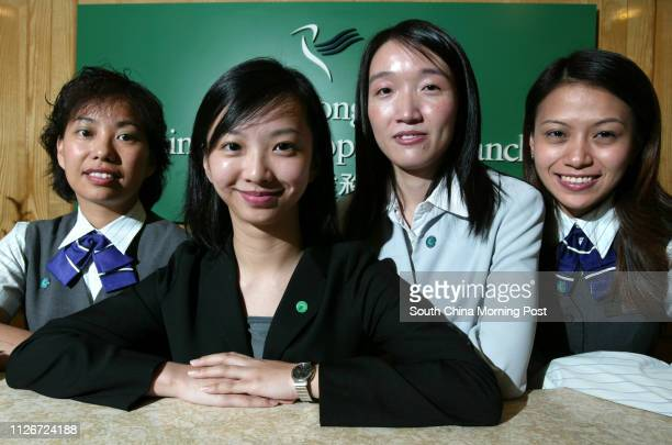 Annita Chan MeiWan Senior Postal Officer Seneca Chan Assistant Manager of Speedpost Product Development Phoebe Ching Assistant Manager Customer...