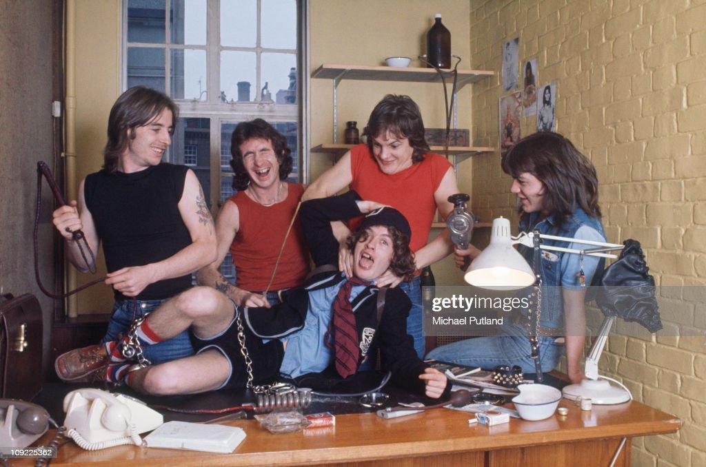 AC/DC : Nachrichtenfoto