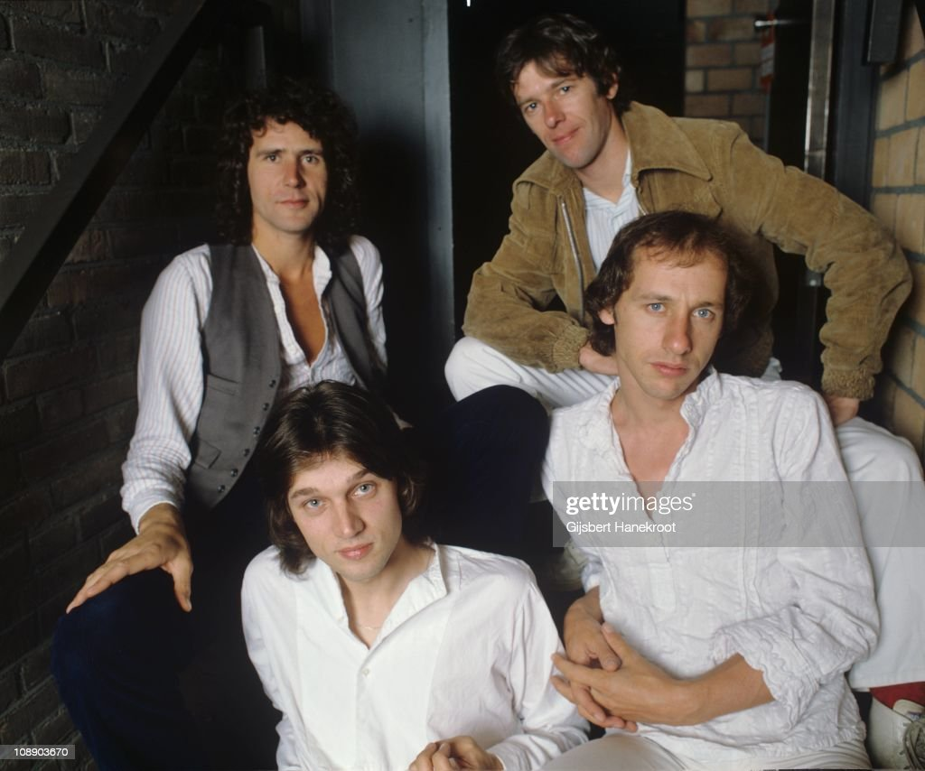 British band Dire Straits received 613,000 votes.