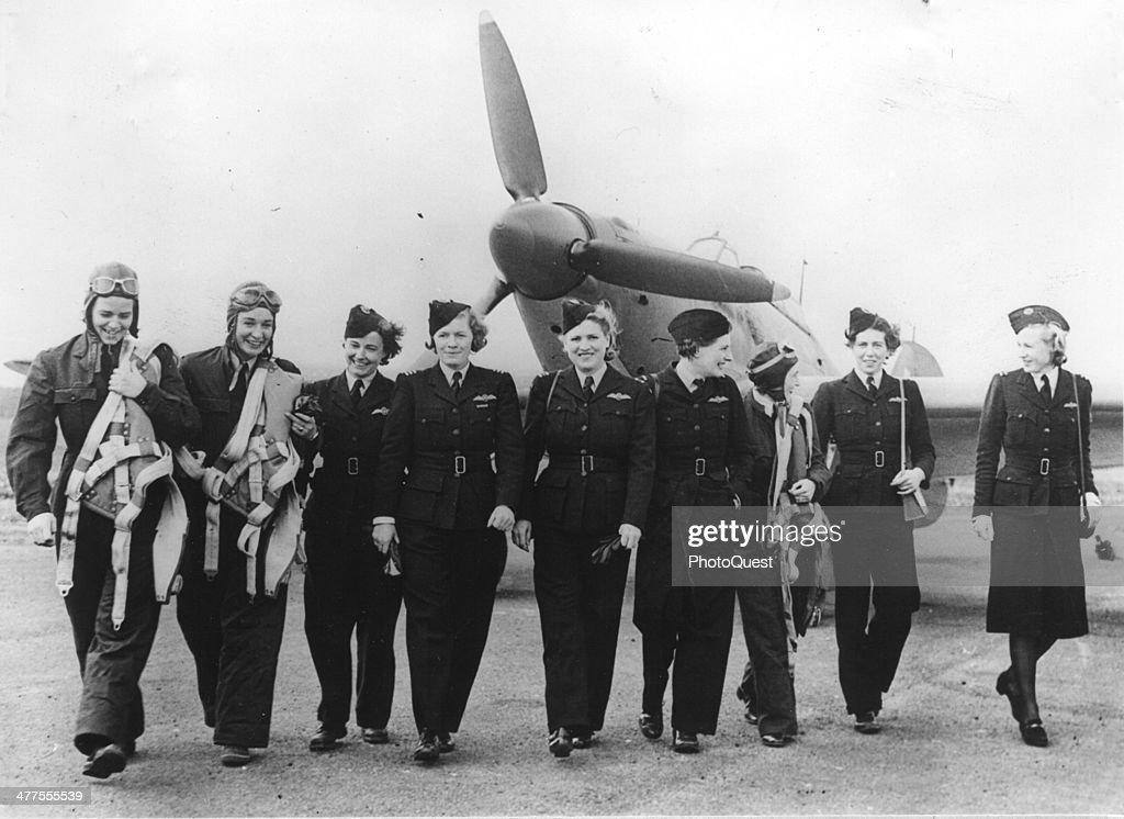 Female ATA Pilots : News Photo