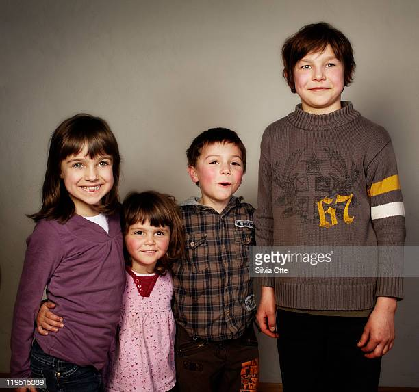 Group Portrait of kids
