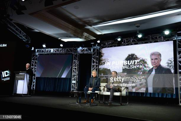 Group President Investigation Discovery Travel Channel American Heroes Channel Destination America Henry Schleiff Host and Executive Producer John...