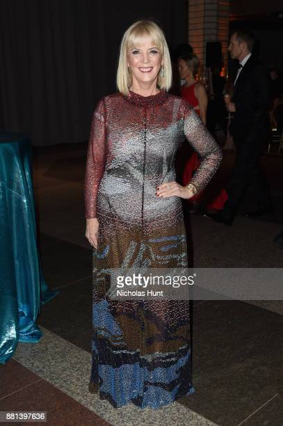 Group President L'Oreal Luxe USA and Spirit of Compassion Award Honoree Carol J Hamilton attends 13th Annual UNICEF Snowflake Ball 2017 at 60 Wall...
