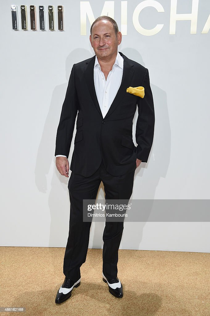 Group President of The Estée Lauder Companies, John Demsey attends the new Gold Collection fragrance launch hosted by Michael Kors featuring Duran Duran at Top of The Standard Hotel on September 13, 2015 in New York City.