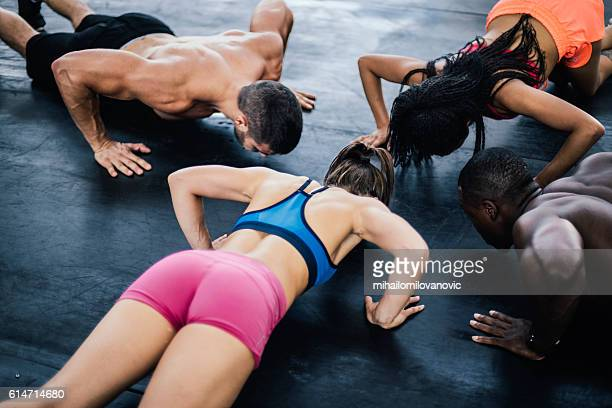 group push-ups - male maldives stock pictures, royalty-free photos & images
