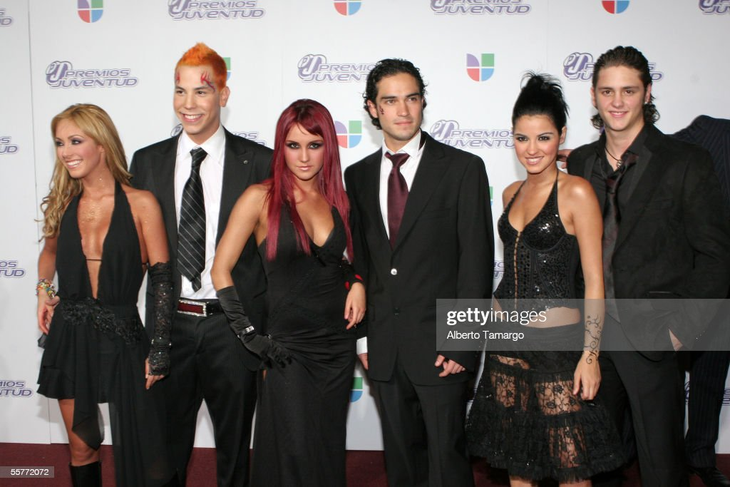Premios Juventud Awards - Arrivals : News Photo