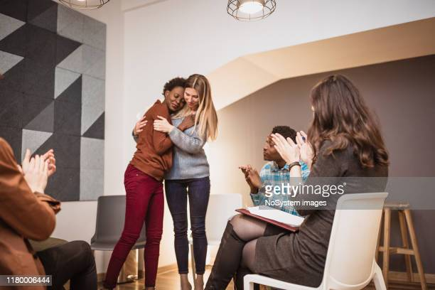 group therapy - infertility stock pictures, royalty-free photos & images