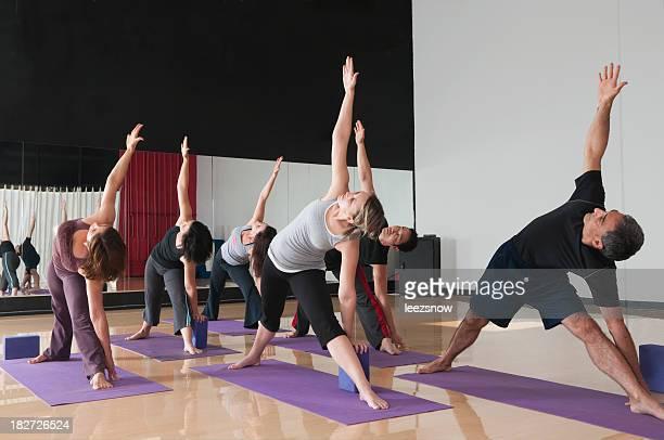 Group Yoga Class - Series