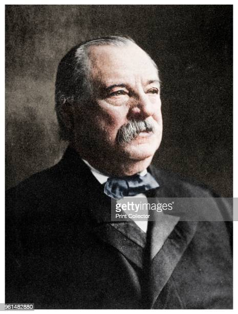 Grover Cleveland 22nd and 24th President of the United States 19th century Grover Cleveland was twice President of the USA from 18851889 and again...