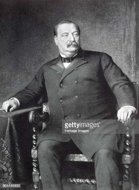 Grover Cleveland 22nd and 24th President of the United States of America Grover Cleveland was twice President of the USA from 18851889 and again from...