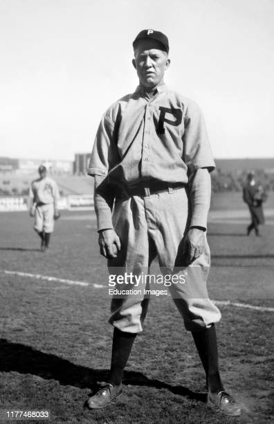 Grover Cleveland Alexander Major League Baseball Player Philadelphia Phillies FullLength Portrait Bain News Service 1914