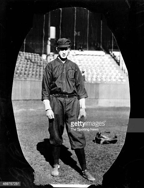 Grover Cleveland Alexander with Philadelphia Philles circa 1911