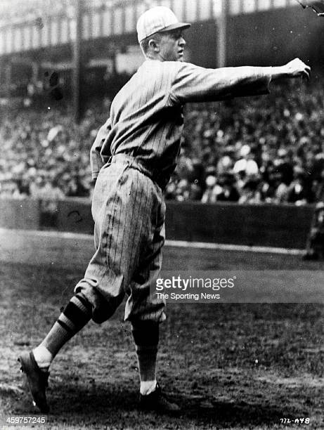 Grover Cleveland Alexander with St Louis Cardinals circa 1926
