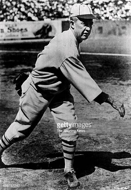 Grover Cleveland Alexander with St Louis Cardinals circa 1929