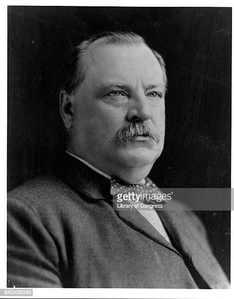Grover Cleveland served two nonconsecutive terms as President of the United States from 18841888 and 18931897