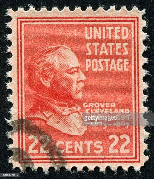 Grover Cleveland Stamp