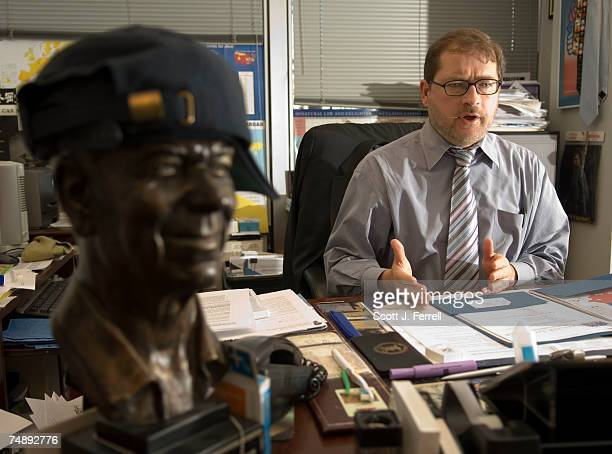 Grover G Norquist during an interview in his office He is president of Americans for Tax Reform which is opposed to higher federal state and local...