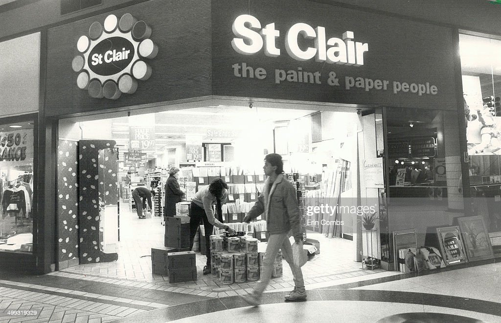 St Clair Paint And Wallpaper Opened 20 Stores Last Year