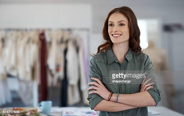 Wachsende Ihre Boutique mit Selbstvertrauen und Ehrgeiz