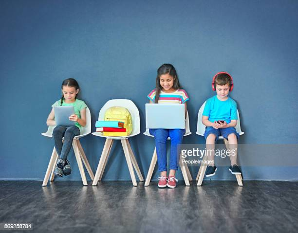 Growing up in a wireless world