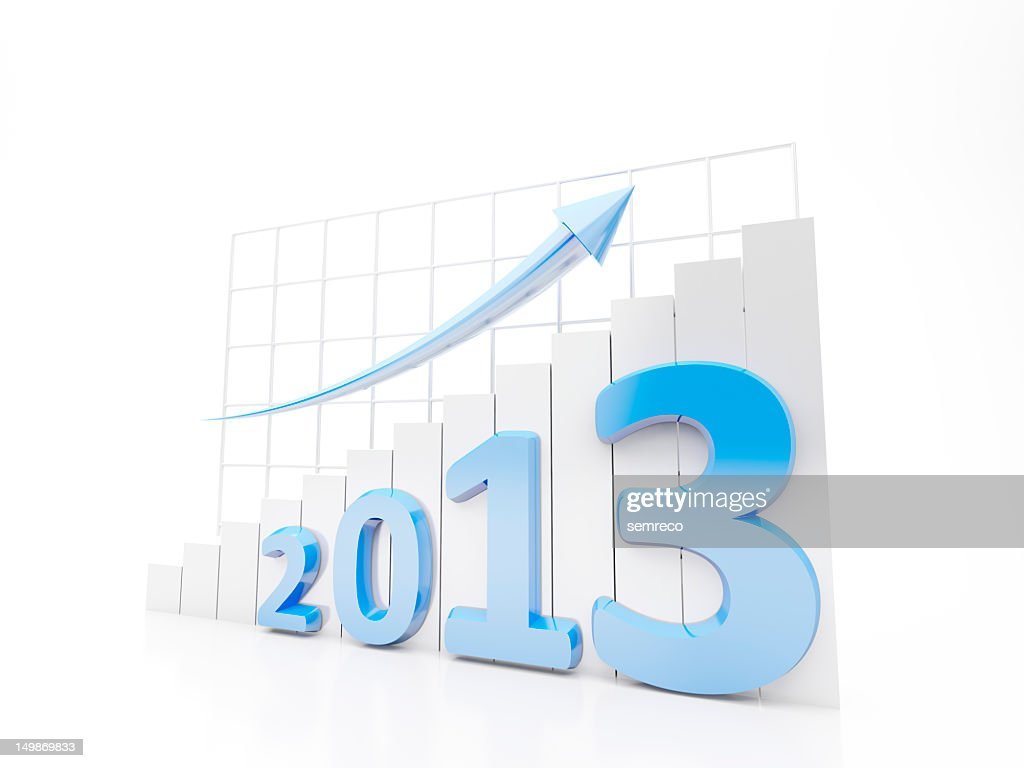 Growth chart 2013 stock photo getty images growth chart 2013 stock photo nvjuhfo Gallery