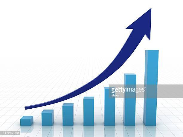 growth chart - moving up stock pictures, royalty-free photos & images